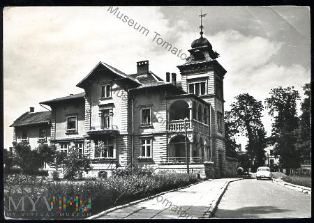 Kazimierza Wielka - Powiatowy Dom Kultury - 1967