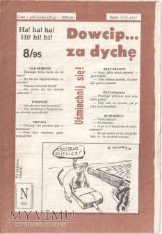 Dowcip...za dychę 8/95