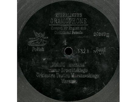 Płyta Berlinera- mp3-Mazur Brzezińskiego