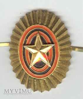 Emblemat na czapkę ZSRR 20