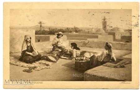 Życie w haremie, Scena tunezyjska