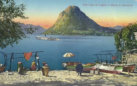 Szwajcaria - Lago di Lugano