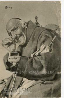 Monk Friar Mönch capucin zakonnik - tabaka 2