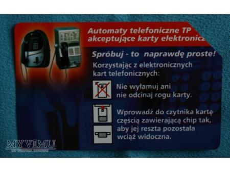 Automaty telefoniczne TP