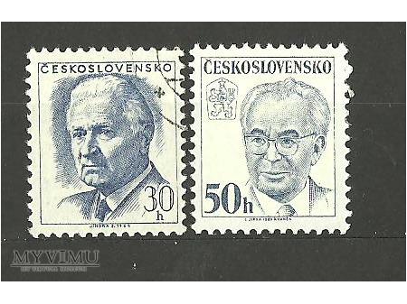 Svoboda i Husak.