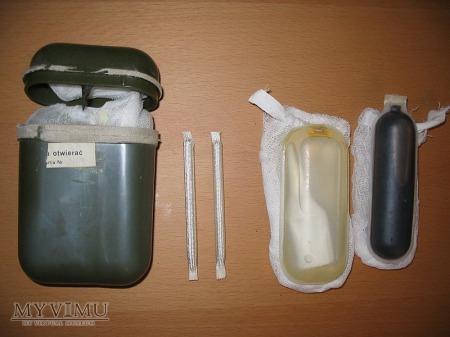 Indywidualny pakiet przeciwchemiczny IPP-51M.