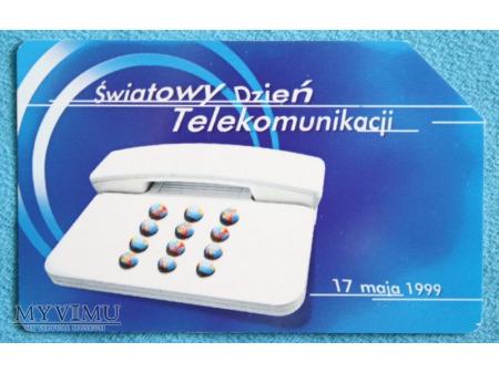 Światowy Dzień Telekomunikacji 1999