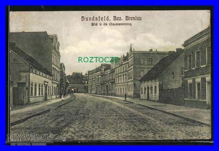 WROCŁAW Breslau PSIE POLE Hundsfeld