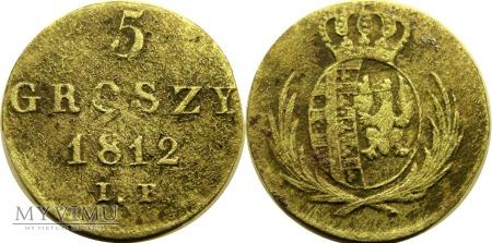 5 grosz 1812