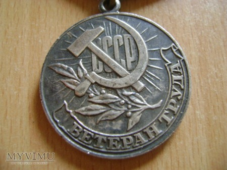 Medal Weterana Pracy