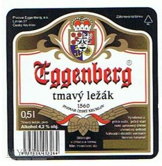 eggenberg tmavý ležák