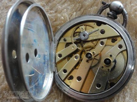 Ten zegarek nie tyka bo nie mam do niego kluczyka