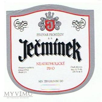 ječmínek nealkoholické pivo