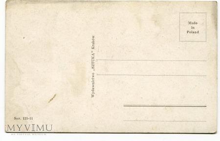 Wesołych Świąt - Górale pocztówka