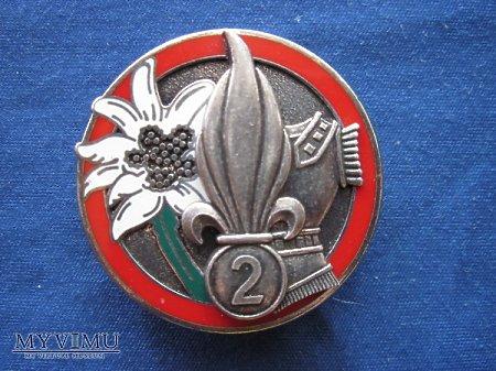 2e compagnie du 2e R.E.G.