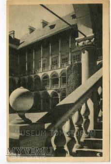 Kraków - Wawel - Dziedziniec - 1951