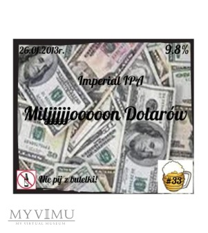 miljjjjjooooon dolarów