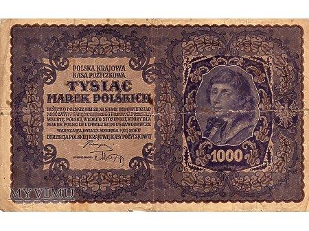 1000 Marek Polskich 23.08.1919