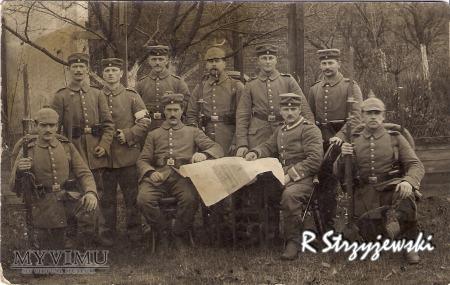 Piechota Korpusu Poznań 1914