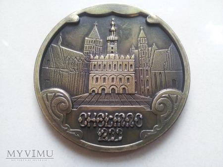 Medal Za Zasługi dla KR SP w Chełmnie