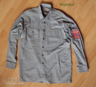 Feuerwehr freiwillige: koszula służbowa