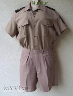 Kaki sommardräkt uniform m/87 K