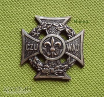 Krzyż harcerski ZHP 1983