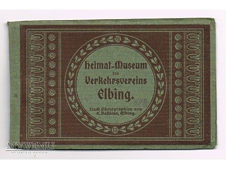 Duże zdjęcie Zestaw pocztówek z muzeum