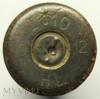 Łuska 8x58 R Krag I.10 12 HL 19