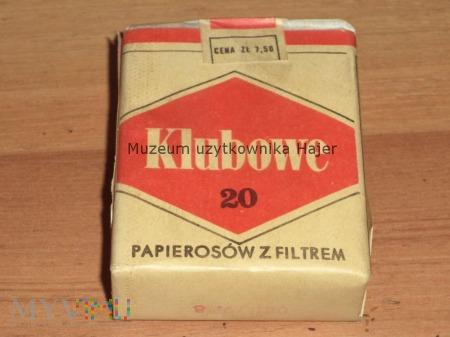Duże zdjęcie Papierosy Klubowe Krakowskie Cena 7,5 zł