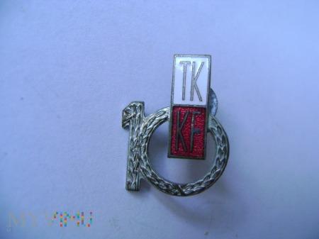 10 lat TKKF