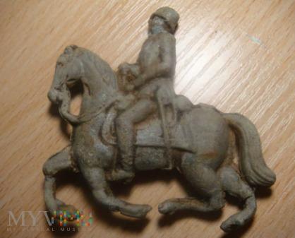 Ołowiany żołnierzyk -Jeździec