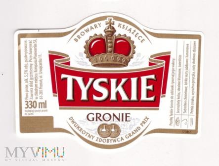 Tyskie Gronie