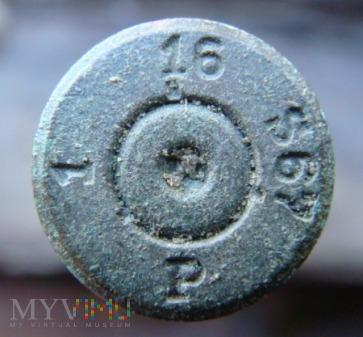 Łuska 7,92 x 57 mm Mauser 15 S76 P 1