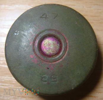 Dupka od rakietnicy radzieckiej 26,5mm