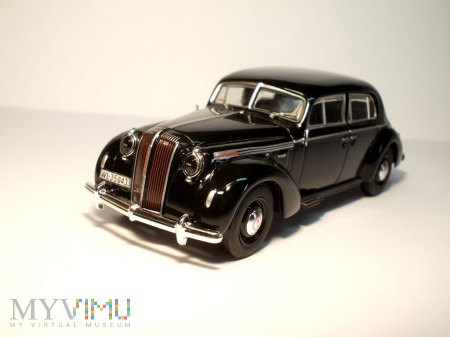 OPEL ADMIRAL (1937) – GERMAN STAFF CAR