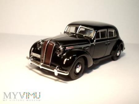 Duże zdjęcie OPEL ADMIRAL (1937) – GERMAN STAFF CAR