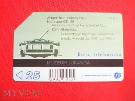 Karta magnetyczna 1374
