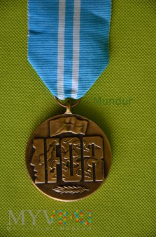 Medal: IFOR
