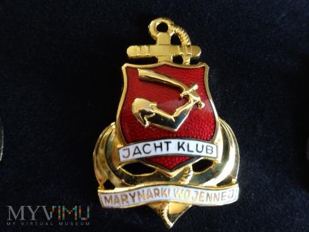 Jacht Klub wersjea złota + miniaturka