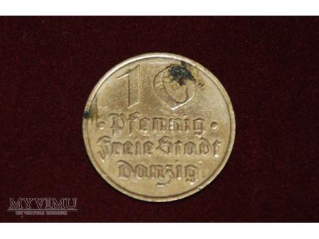 WMG - 10 pfennig - 1932 - Dorsz