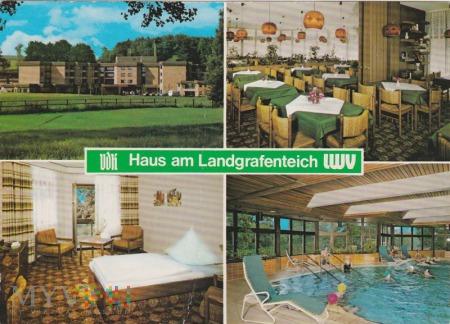 Haus am Landgrafenteich