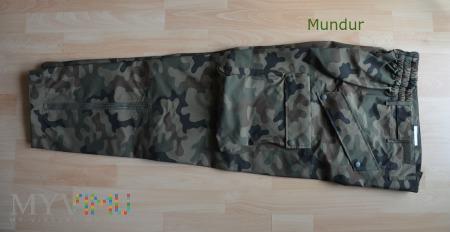 Ubranie ochronne 128/MON Wybrzeże - spodnie