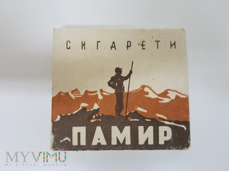 Papierosy PAMIR ( ПАМИР Сигареты )