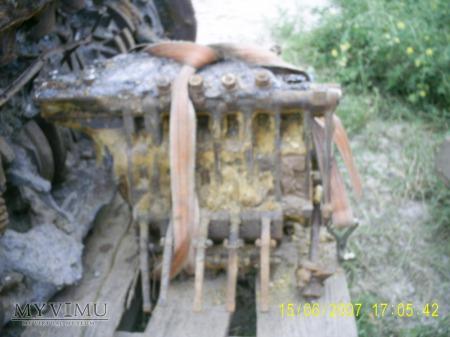Jagdpanzer 38(t) - skrzynia biegów
