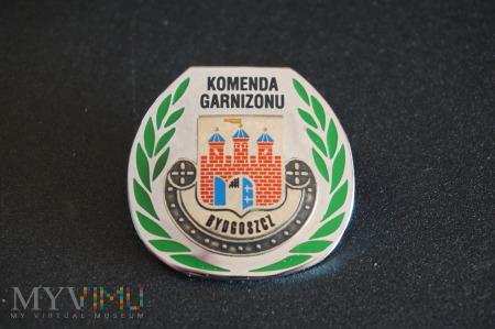 Odznaka Komendy Garnizonu - Bydgoszcz