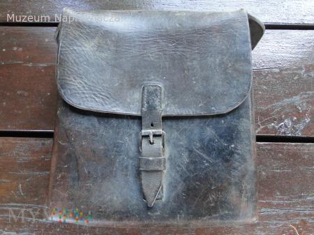 Duże zdjęcie Torba telefonisty wehrmachtu.