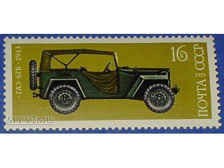 Duże zdjęcie GAZ 67B 1943 rok