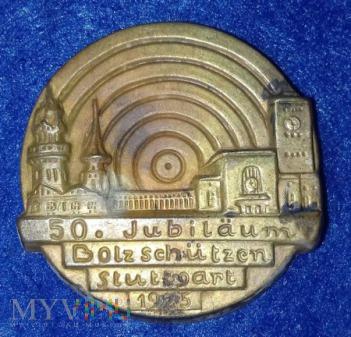 Jubilaum-Bolzschutzen 1925