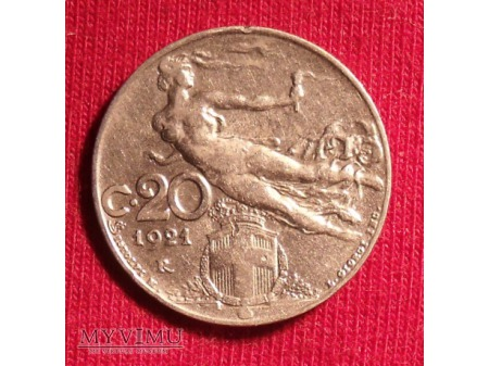 20 centymów